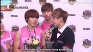 [engsub] Idol Star Olympics 2013 part6