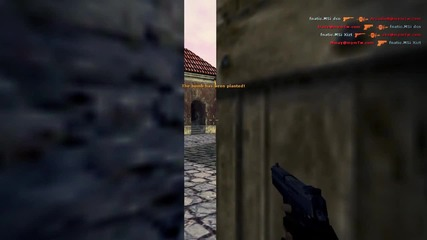 Xperia Play 2011: trace vs fnatic ( Counter - Strike 1.6 )