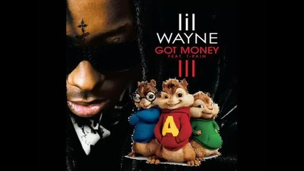 Lil Wayne ft. T-pain - Got Money (chipmunk)