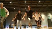 Se7en - Digital Bounce (practice clip) (високо качество)