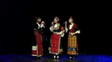 Filip Kutev in Korea Vecherjai, Rado- Neli Andreeva, Milena Stavreva, Tanja Purvanova