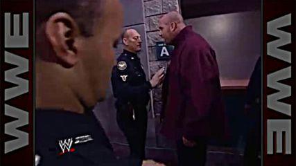 Police arrest Goldberg: Nitro - January 4, 1999