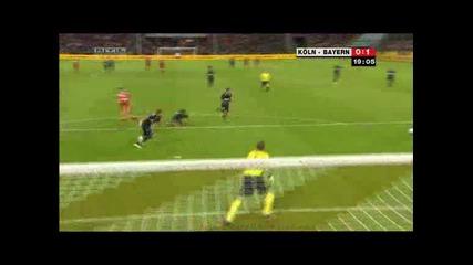 24.07 Кьолн - Байерн Мюнхен 0:2 Марио Гомес гол ! Контрола