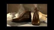Секси реклама на Bruno Ferrini-известна марка за обувки