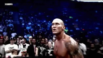 Wwe Bragging Rights - Randy Orton vs John Cena Iron Man Match