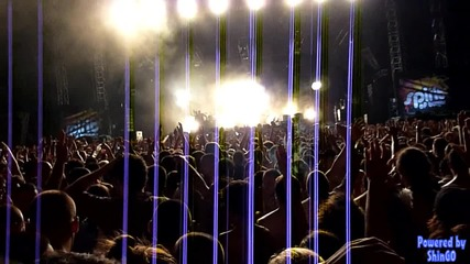 The Prodigy - Thunder (dub Version) live at spirit of Burgas 2010
