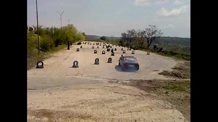 Drift полигон Велико Търново