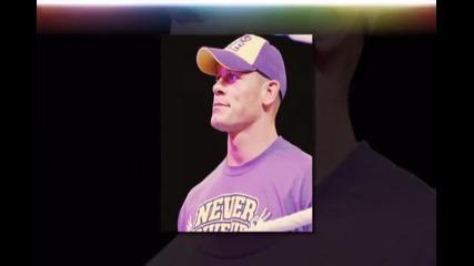 John Cena - The Champ Forever !!!