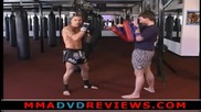 Rob Mccullough - Punch and Elbow Combinations