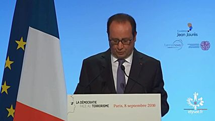 France: 'The threat is there and it will last' - Hollande discusses domestic terrorism