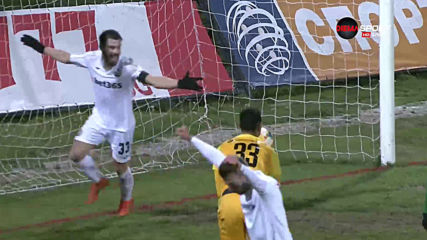 Славия сащиса Лудогорец с гол в последните секунди