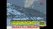 22.02.08 Турската армия с 10 000 войници навлезе в северен ирак