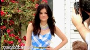 And darling, I will be loving you/lucy Hale