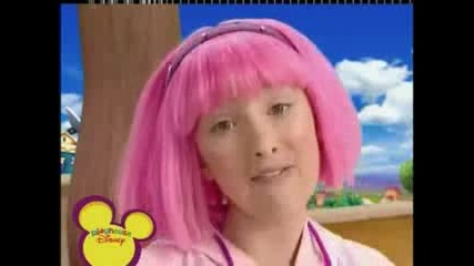 Lazy Town - I Can Move