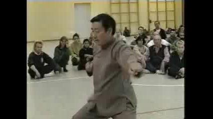 Кунг фу техники / Тай чи / Чън Сяоуан