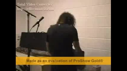 На Kirk Hammett (Metallica) Му Се Пикае
