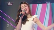 130208 Hello Venus - Romantic Love @ Music Bank