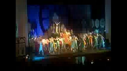 Carmina Burana - Летен театър Бургас - 23.07.2009