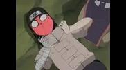 Naruto 157 Moments Neji Mouthbleed