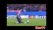 22.10 Атлетико Мадрид - Ливърпул 1:1 Шимао гол