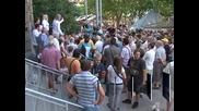 Протест срещу високите цени в София