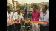 Обиколката на Испания - втори етап Pamplona - Viana 180.0 km