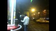 Скандал пред денонощен магазин в Бургас