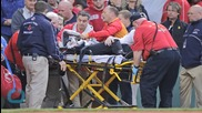 Life-threatening Injury to Fan Hit by Bat at Fenway