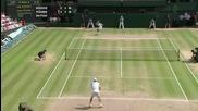 Wimbledon 2009 : Федерер - Родик