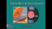 Sanremo 1954 - Carla Boni & Duo Fasano - Cirillino Ci
