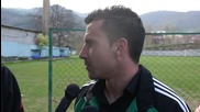 Иван Стоянов: Няма значение с кой ще играе на финала
