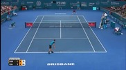 Grigor Dimitrov vs Gilles Simon - Brisbane International 2016