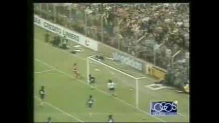 Maradona - Free Kicks Goal