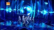 Балетът на X Factor (09.02.2015)