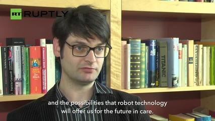 Meet the Robo-Carer Looking After Elderly Patients in Vienna
