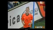 World Cup 10 - Holland 2 - 0denmark