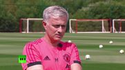 UK: 'No favourites in World Cup final' - Mourinho