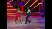 Dancing Stars - Нана и Мирослав мамбо (29.04.2014г.)