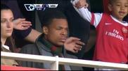 Лоик Реми гледа Арсенал на живо