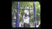 Street Workout Hannibal