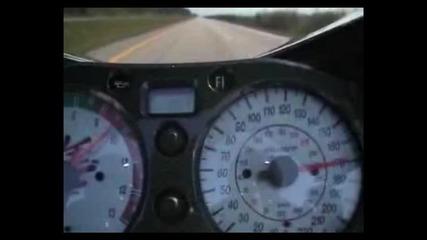 Един мотор 0-220 мили-354 km/h