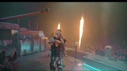 Sabaton - Bismarck ( Live - The Great Tour - Hamburg)
