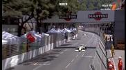 Формула 1 2009 - Гп на Монако - hdстартът и малко от състезанието