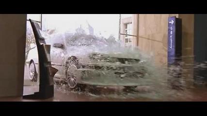 Смях! Най - смешната сцена от филма Taxi 2