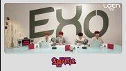 [ + Бг Превод ] Exo - Oven Radio Episode 1 - Miracles in December