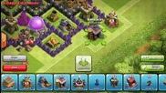 Clash of Clans-база за събиране на ресурси