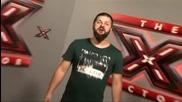 Асан Саров и Георги Бенчев - X Factor (09.09.2014)