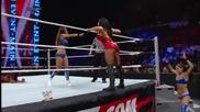 Ники Белла срещу Алисия Фокс / Майн Евент 05.02.2014г.