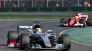 По-добра ли е аеродинамиката на Ферари в сравнение с Мерцедес?