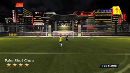 Fifa 12 Tutorial - All New _unlisted Skills_ Tutorial - (xbox_ps3)